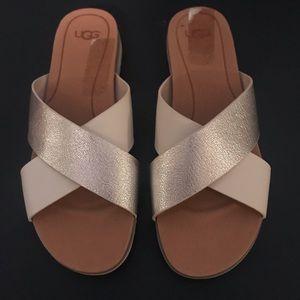 Ugg Sandals - Size 8
